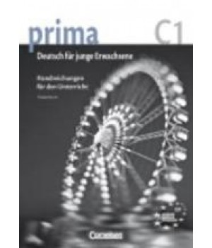 Книга для вчителя Prima - Deutsch für Jugendliche Band 7 (C1) Handreichungen fur den Unterricht