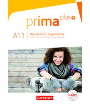 Підручник Prima plus A1/1 Schülerbuch