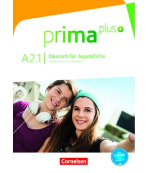 Підручник Prima plus A2/1 Schülerbuch