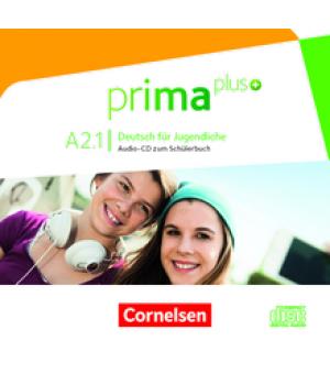 Диск Prima plus A2/1 Audio-CD