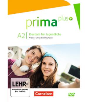 Диск Prima plus A2 Video-DVD mit Übungen