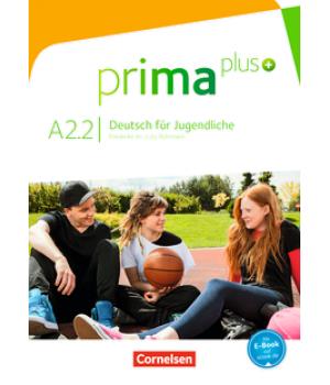 Підручник Prima plus A2/2 Schülerbuch