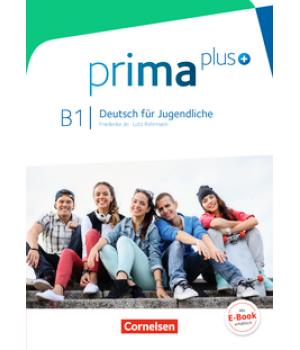 Підручник Prima plus B1 Schulerbuch