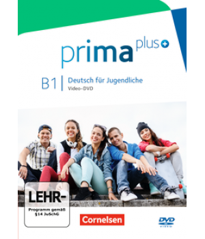 Диск Prima plus B1 Video-DVD mit Übungen