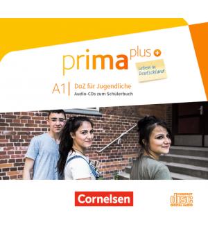 Диск Prima plus A1 Leben in Deutschland Audio-CDs zum Schülerbuch