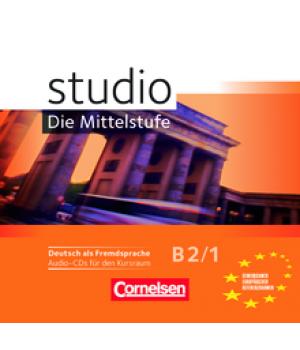 Підручник Studio d B2/1 Audio-CD