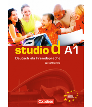 Вправи Studio d A1 Sprachtraining