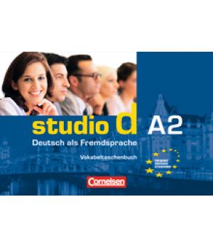Словник Studio d A2 Vokabeltaschenbuch