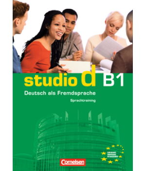 Вправи Studio d B1 Sprachtraining