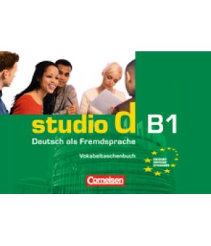Словник Studio d B1 Vokabeltaschenbuch