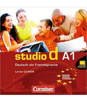 Словник Studio d A1 Lerner-CD-ROM Interaktives Übungsangebot