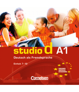 Диск Studio d A1/2 Audio-CD