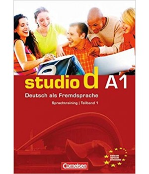 Вправи Studio d A1/1 Sprachtraining