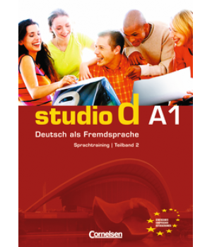 Вправи Studio d A1/2 Sprachtraining