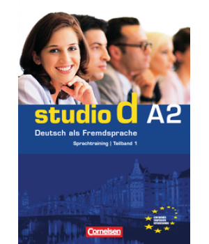 Упражнения Studio d A2/1 Sprachtraining