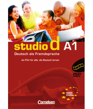 Диск Studio d A1 Video-DVD mit Übungsbooklet