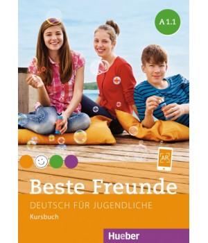 Підручник Beste Freunde A1/1 Kursbuch