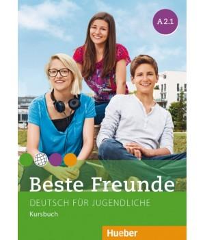Підручник Beste Freunde A2/1 Kursbuch