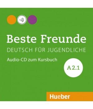 Диск Beste Freunde A2/1 Audio-CD zum Kursbuch