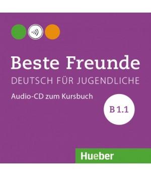 Диск Beste Freunde B1/1 Audio-CD zum Kursbuch