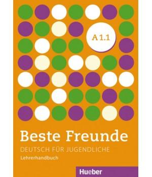 Книга для вчителя Beste Freunde A1/1 Lehrerhandbuch
