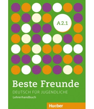 Книга для вчителя Beste Freunde A2/1 Lehrerhandbuch