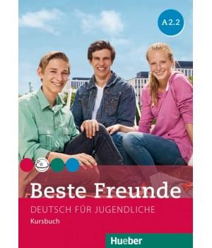 Підручник Beste Freunde A2/2 Kursbuch