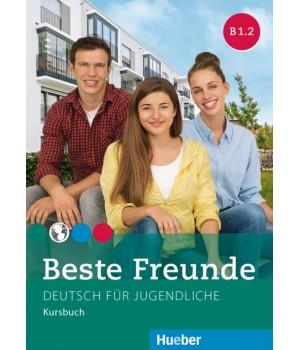 Підручник Beste Freunde B1/2 Kursbuch