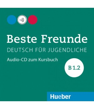 Диск Beste Freunde B1/2 Audio-CD zum Kursbuch