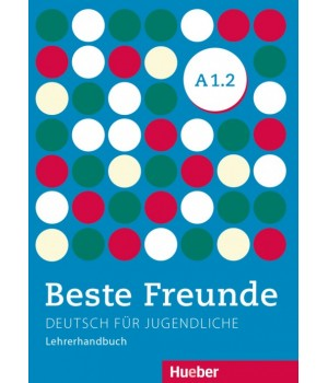 Книга для вчителя Beste Freunde A1/2 Lehrerhandbuch