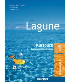 Учебник Lagune 1 Kursbuch + CD