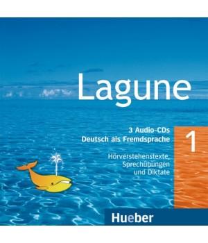 Диски Lagune 1 Audio CDs HVs und Sprechubungen