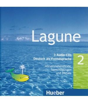 Диски Lagune 2 Audio CDs HVs und Sprechubungen