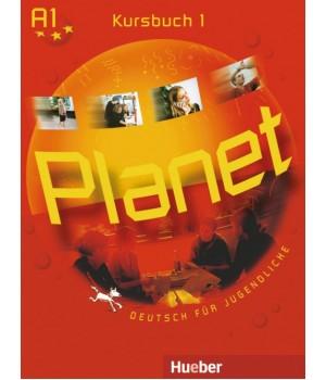 Підручник Planet 1 Kursbuch