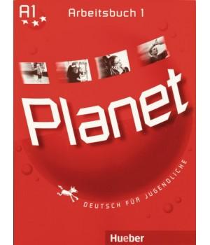 Робочий зошит Planet 1 Arbeitsbuch