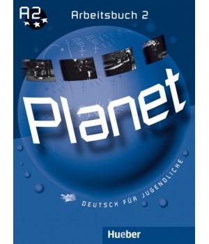 Робочий зошит Planet 2 Arbeitsbuch