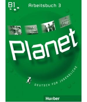 Робочий зошит Planet 3 Arbeitsbuch