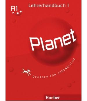 Книга для вчителя Planet 1 Lehrerhandbuch
