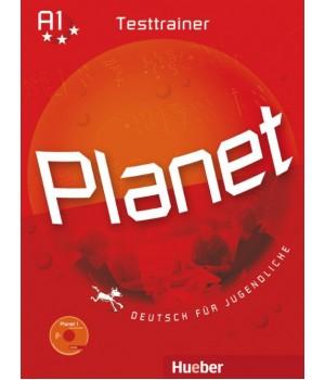 Тести Planet 1 Testheft mit Audio-CD