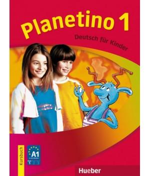 Учебник Planetino 1 Kursbuch