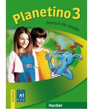 Підручник Planetino 3 Kursbuch