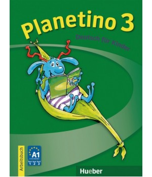 Робочий зошит Planetino 3 Arbeitsbuch