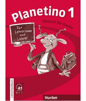 Книга для вчителя Planetino 1 Lehrerhandbuch