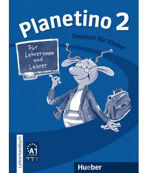 Книга для вчителя Planetino 2 Lehrerhandbuch