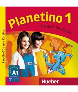 Диски Planetino 1 3 CDs