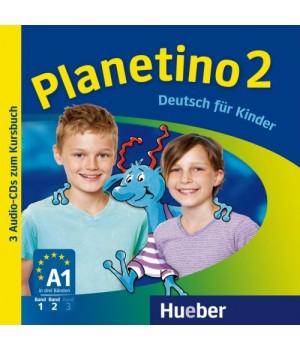 Диски Planetino 2 3 CDs