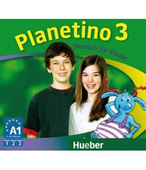 Диски Planetino 3 3 CDs