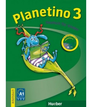 Робочий зошит Planetino 3 Arbeitsbuch mit CD-ROM