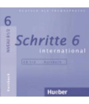 Диски Schritte international 6 CDs zum Kursbuch