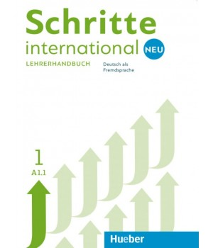 Книга для вчителя Schritte international Neu 1 Lehrerhandbuch